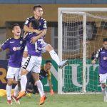 Hà Nội tiến tới kỉ lục 10 trận bất bại tại V-League 2018