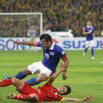 Việt Nam cùng bảng Malaysia và Myanmar ở AFF Cup 2018