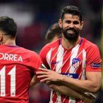 Atletico Madrid đại thắng, rộng cửa vào tứ kết Europa League