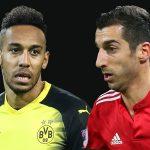 Aubameyang và Mkhitaryan đồng ý điều khoản cá nhân với Arsenal