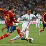 Ronaldo: 'Tây Ban Nha khó chơi, nhưng Bồ Đào Nha sẽ thắng'