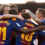 Barca chỉ cần 16 điểm từ chín vòng cuối để vô địch La Liga