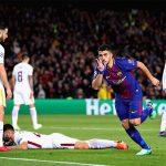 Barca đại thắng AS Roma nhờ hai bàn đá phản ở Champions League