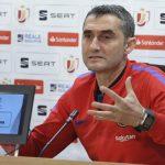 Valverde: 'Barca cần chuẩn bị tâm thế có thể thua Sevilla'