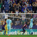 Valverde nhức nhối vì Barca đứt mạch bất bại