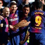 Một loạt thống kê buồn của Barca sau trận thua Levante