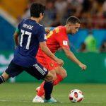 Nhật Bản khiến Hazard nhớ lại ác mộng Euro 2016