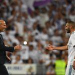 Benzema mong lại được làm việc cùng Zidane