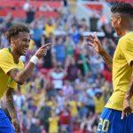 Brazil có nhiều cơ hội vô địch nhất, Anh xếp dưới Peru