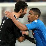 Buffon trấn an CĐV Juventus sau trận thua Napoli