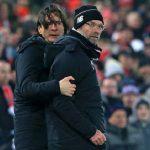 Phó tướng của Klopp rời Liverpool trước trận lượt về với Roma