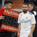 Carvajal: 'Real chỉ còn hy vọng ở Champions League'