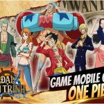 Đại Hải Trình Mobile - game đấu tướng One Piece chuẩn bị ra mắt game thủ Việt