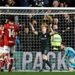 Man City vào chung kết Cup Liên đoàn Anh