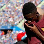 Tiền đạo 190 triệu đôla của Barca bị đồn sinh hoạt thiếu lành mạnh
