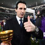 Unai Emery làm tân HLV của Arsenal