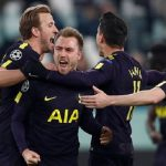 Tottenham cầm hòa Juventus dù bị dẫn hai bàn sau chín phút