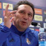 HLV Sociedad: 'Chúng tôi sẽ hạ Real ngay tại Bernabeu'