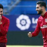 Atletico bán Carrasco và Gaitan cho đội bóng Trung Quốc
