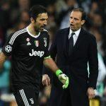 Del Piero chê Buffon việc miệt thị trọng tài