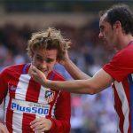 Deschamps: 'Griezmann có cả lợi thế và bất lợi trước cặp trung vệ Uruguay'
