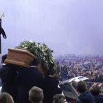 Hàng nghìn CĐV và nhân vật bóng đá dự đám tang Astori