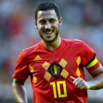 Eden Hazard hứa cổ vũ Ai Cập vì Salah