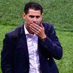 HLV Hierro: 'Nỗi đau ngập tràn phòng thay đồ của Tây Ban Nha'