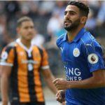 Leicester đòi 135 triệu đôla, Man City từ bỏ Mahrez vào phút cuối
