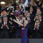 Đè bẹp Sevilla, Barca lần thứ tư liên tiếp đoạt Cup Nhà vua