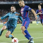 Jordi Alba muốn Real thua chung kết Champions League
