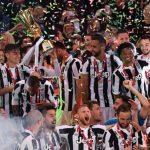 Juventus thắng đậm Milan, đoạt Cup Italy