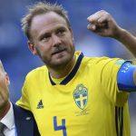 Larsson: 'Anh phải chịu áp lực nhiều hơn Thụy Điển'