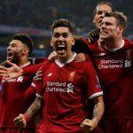 Liverpool xô đổ kỷ lục ghi bàn của Man Utd ở Champions League