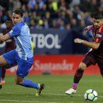 Vắng Messi, Barca giành ba điểm nhờ công Suarez và Coutinho