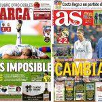 Báo Tây Ban Nha mất niềm tin vào Real sau trận hòa Levante