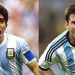 Pirlo: 'Messi phải vô địch World Cup nếu muốn sánh ngang Maradona'