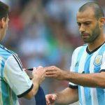 Mascherano: 'Phần còn lại của tuyển Argentina cần đuổi kịp đẳng cấp của Messi'