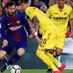 Messi nới rộng cách biệt với Salah, chạm một tay vào Giày Vàng