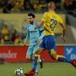 Hòa Las Palmas, Barca mất lợi thế lớn ở La Liga