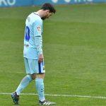Messi khủng hoảng phong độ ghi bàn trước trận gặp Chelsea