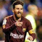 Messi vượt qua Salah, lên dẫn đầu cuộc đua Giày vàng châu Âu