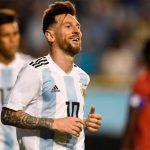 Messi lập hat-trick, Argentina thắng trận khởi động cho World Cup 2018