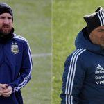HLV Argentina: 'World Cup như khẩu súng chĩa vào đầu Messi'
