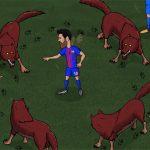 Messi đơn độc giữa 'Đàn sói', Ronaldo trên đường thành Huyền thoại