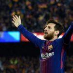 Chiếc Giày Vàng châu Âu xem như thuộc về Messi