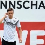 Ozil muốn gặp Anh ở chung kết World Cup 2018