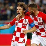 Croatia thắng nhờ bàn phản lưới và phạt đền ở World Cup 2018