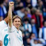 Modric: 'Phải đạt đẳng cấp cao nếu muốn ở lại Real'