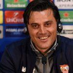 Montella: 'Sevilla cần một bàn để vượt qua Man Utd'